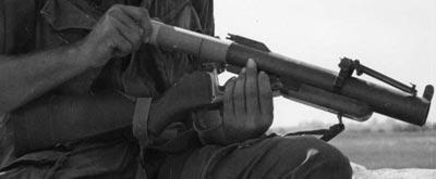 М79 при перезаряжании
