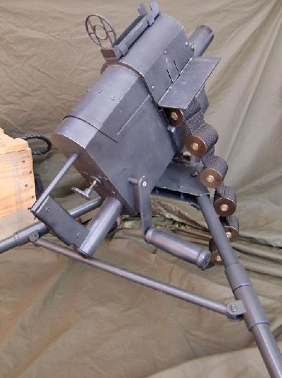 Mk18 установленный на станке