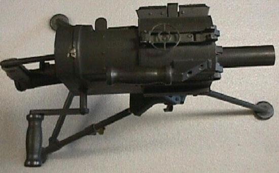 Mk18 вид сверху