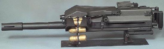 Mark 19 в модификации Mk.19 mod.3