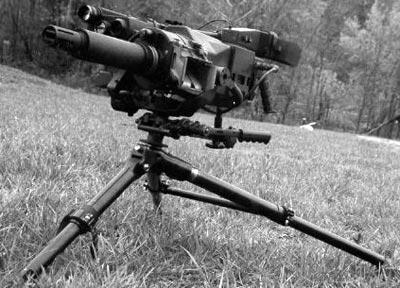 Mk.47 mod.0 на станке-треноге