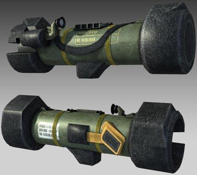 Гранатомет FGM-172 / SRAW