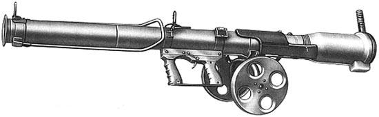 Гранатомет Tarasnice T21