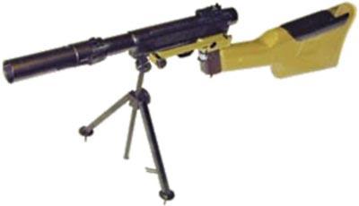 Гранатомет-пистолет «Дятел» / изделие «Д»