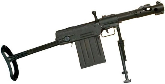 Гранатомет-карабин «Буря» / изделие «ДМ»
