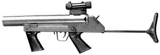 Гранатомет Armscor