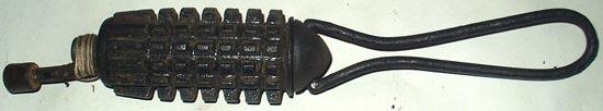 Zeitzündergewehrhandgranate