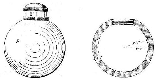«Македония» шарообразной формы