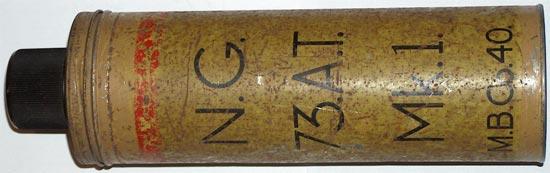 № 73 MkI «Thermos»