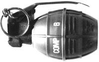 Ручная граната PRB Nr 446