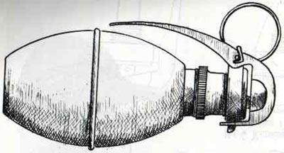 химическая граната образца 1916 года