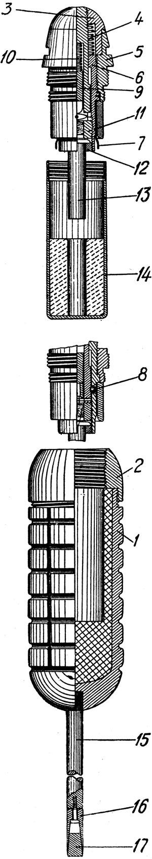 Gewehrgranate M.14