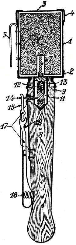 Stielhandgranate 15 Poppenbergsches System