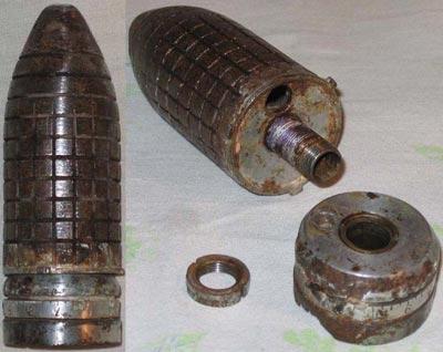 граната Дьяконова образца 1930 года
