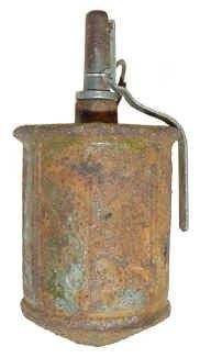 ВПГС-41 в варианте ручной гранаты с запалом УЗРГ