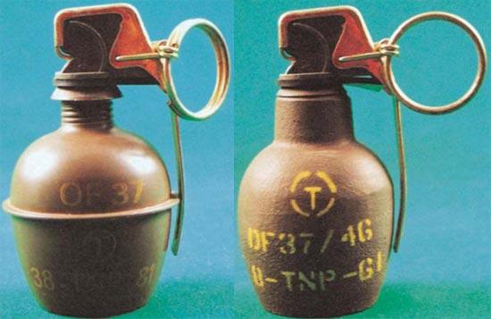 OF 37 (слева) DF 37/46 (справа)