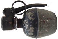 Ручная граната M37 offensive (№ 1) / M37 defensive (№ 2) / OF 37 / DF 37/46