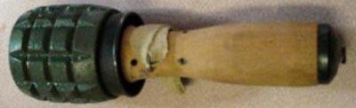 42 M в варианте оборонительной гранаты