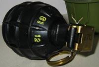 Ручная граната БР, М75