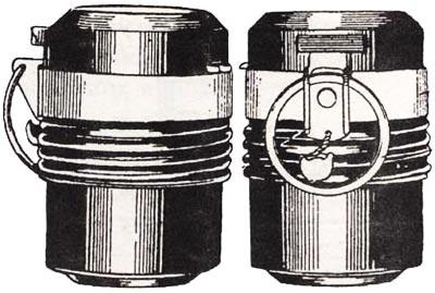 Handgranaten 34