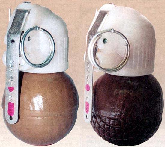 РГН (слева) и РГО (справа)