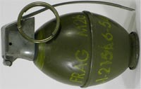 Ручная граната M26 / M26A1 / M26A2 / M57 / M61