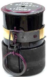 RG-4 with frag sleeve