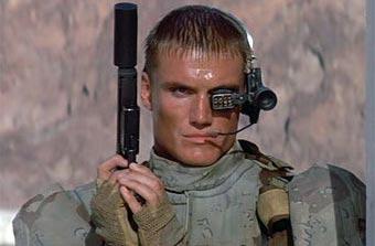 Кадр из фильма «Универсальный солдат»