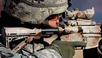 Армия США разрешит солдатам красить автоматы
