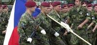 Чешские военнослужащие