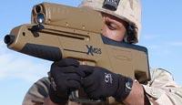 Американский боец с гранатометом XM-25