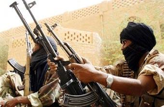 Военнослужащие Мали