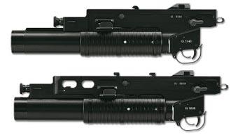 Подствольные гранатометы компании Swiss Arms