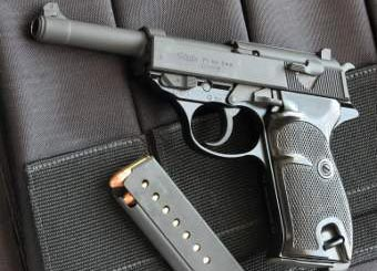 Walther P-1