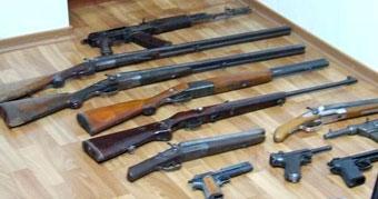 Более трех миллионов украинцев нелегально владеют огнестрельным оружием