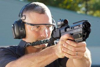 Адаптивная Карабинная Платформа (Adaptive Carbine Platform, ACP) SIG SAUER