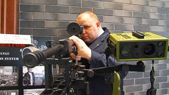 прибор обнаружения оптических средств «Антиснайпер»