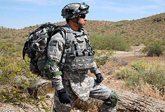 BAE Systems обеспечит США новыми бронежилетами