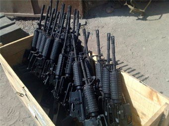 Импорт американского оружия снижается