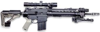 Винтовка LaRue «Tactical OBR 7.62»