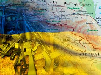 80% стрелкового оружия странам Закавказья поставляет Украина