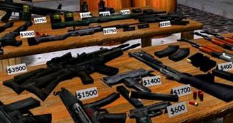 Жители США вооружились в канун Нового года
