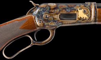 Эксклюзивная модификация Winchester 1886