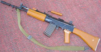 штурмовая винтовка INSAS