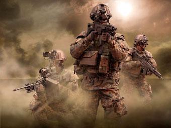 Немецкие военные получат новую «экипировку будущего»