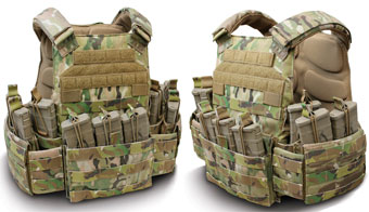 PICO-MV Plate Carrier