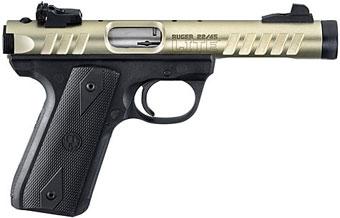 Ruger представила самую легкую модель в серии пистолетов 22/45