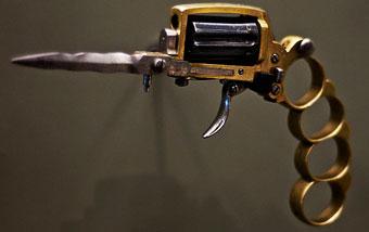 Восемь самых непрактичных пистолетов и ружей