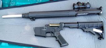 Американец впервые напечатал огнестрельное оружие на 3D-принтере