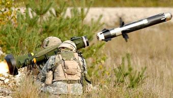 США поставят Бельгии противотанковые ракеты на 71 миллион евро